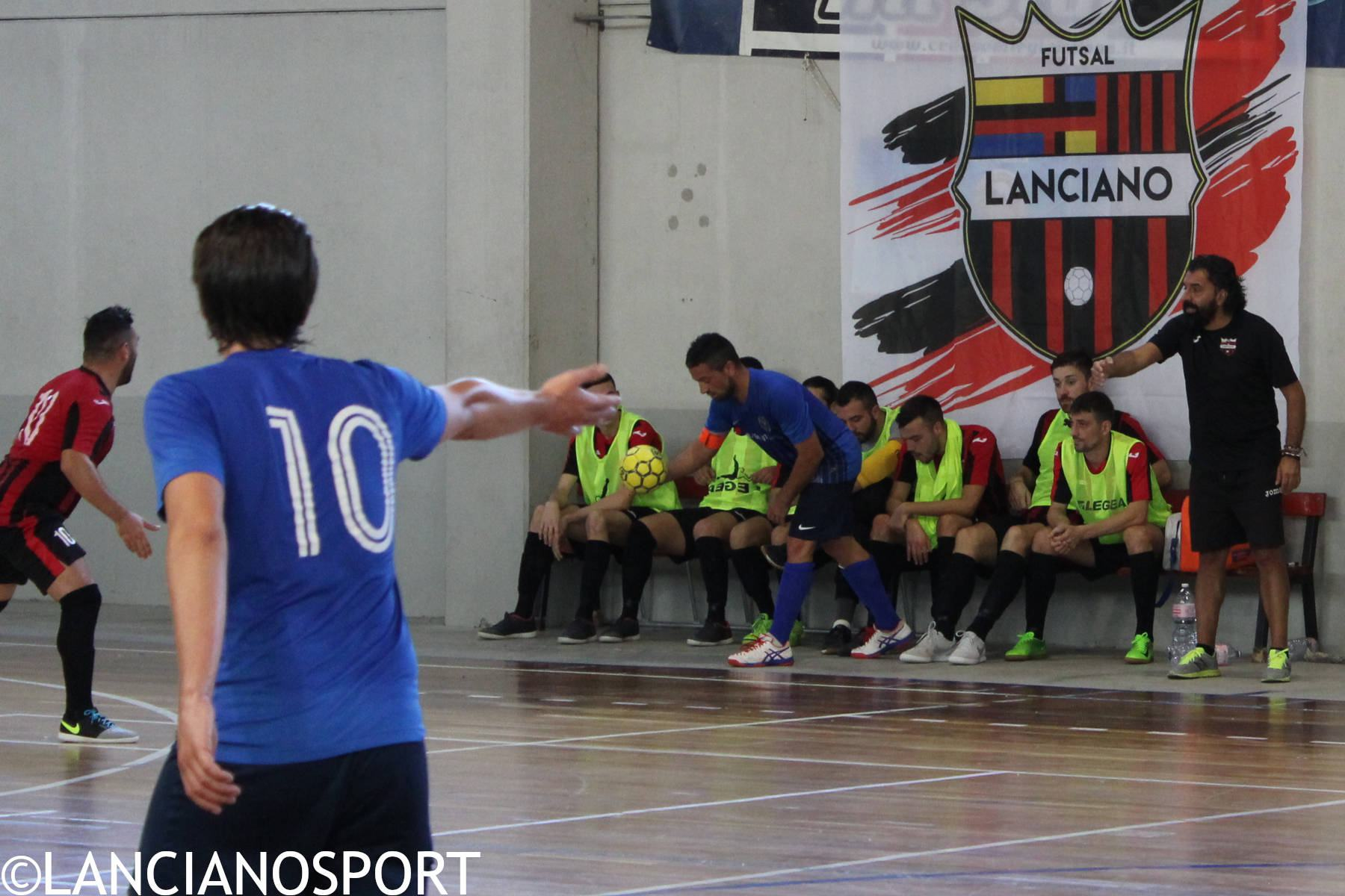 Lanciano-La Fenice Avezzano 6-4