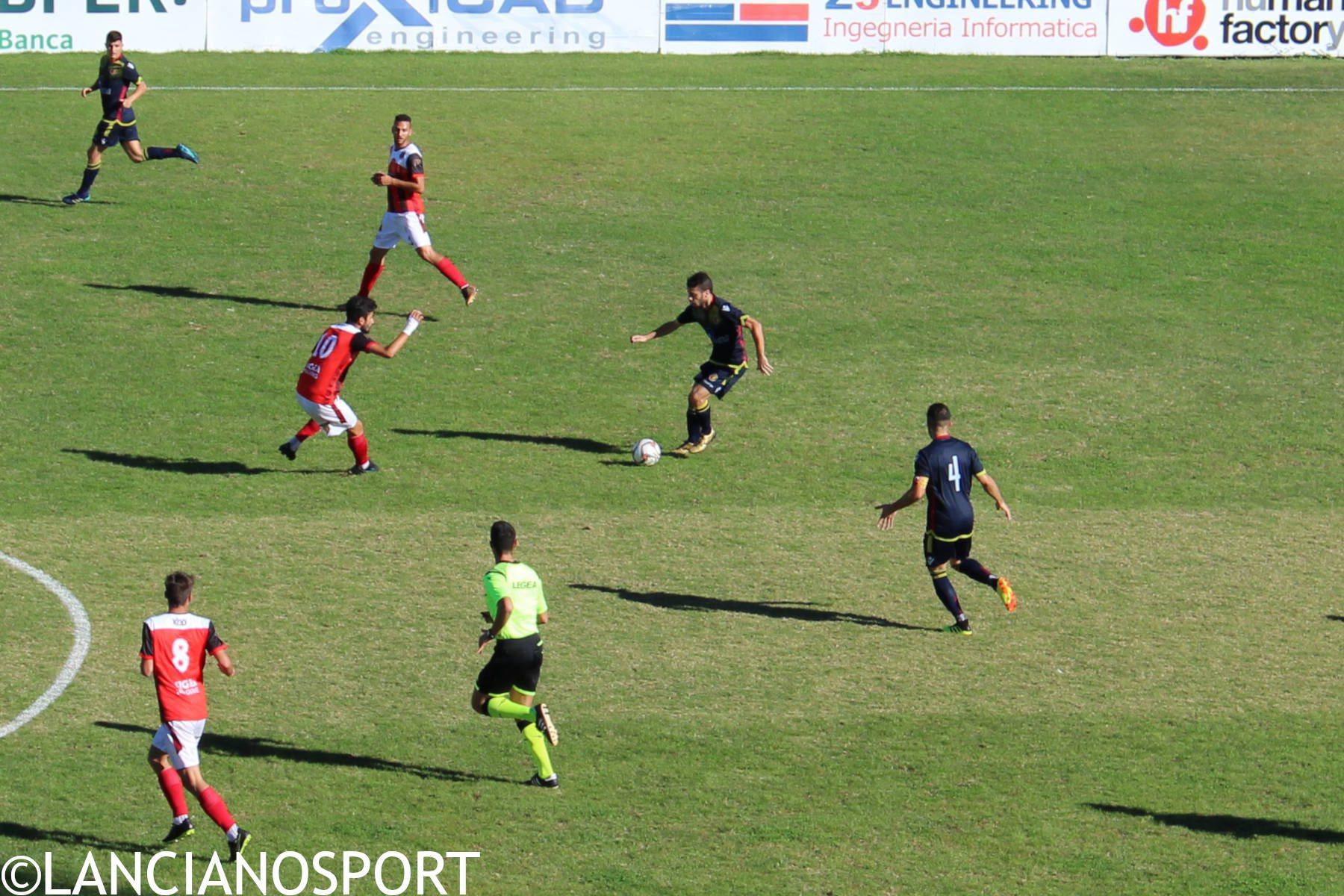 Lanciano-Torrese 2-1