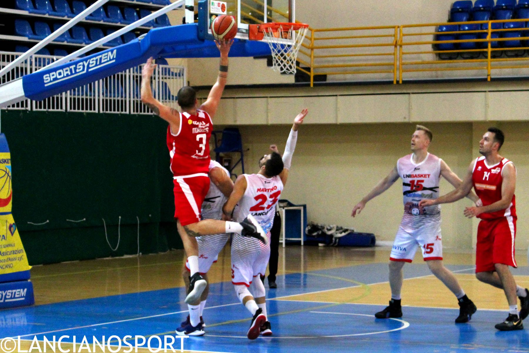 Unibasket Lanciano-Vasto 69-58