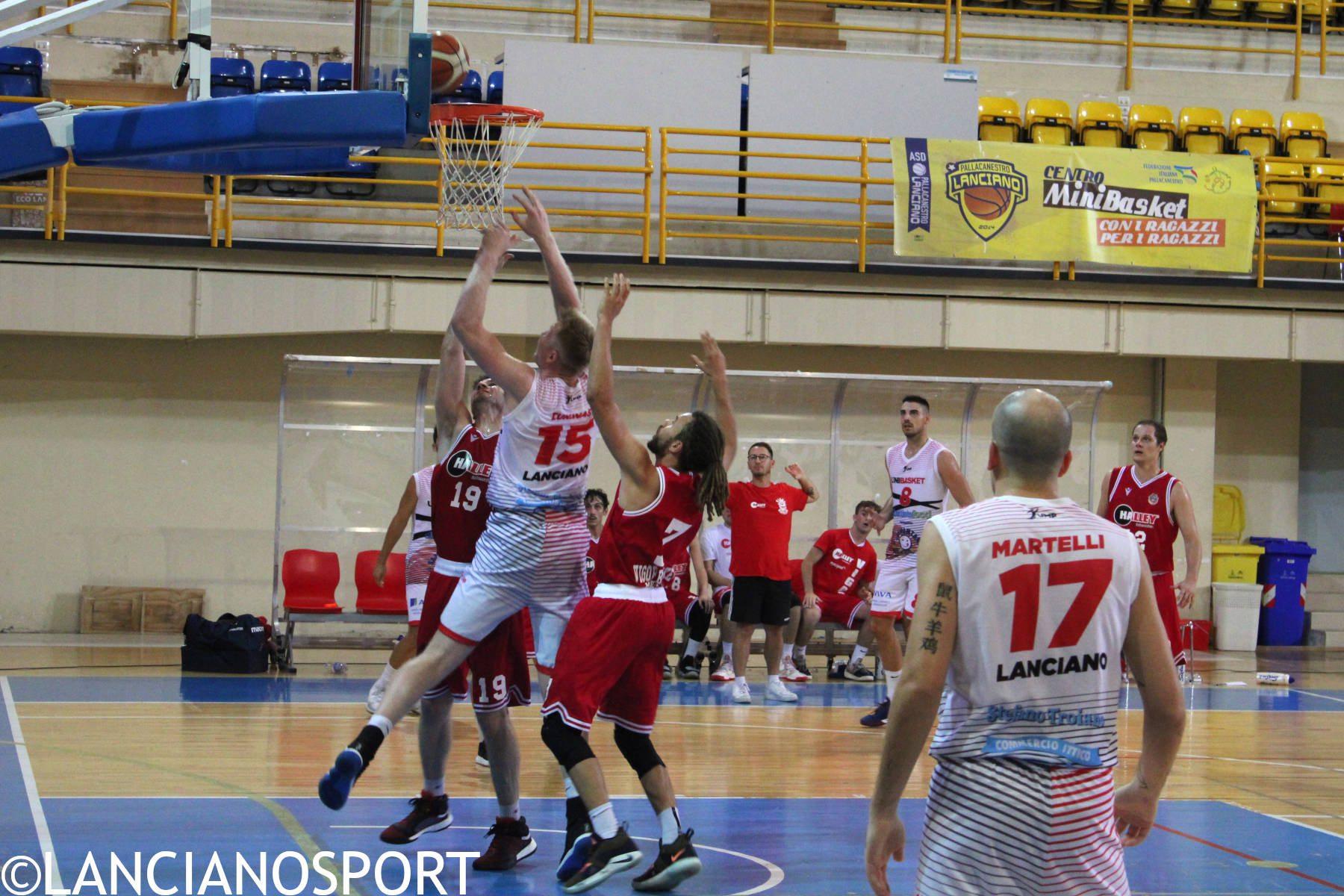 Unibasket Lanciano-Vigor Matelica 71-75