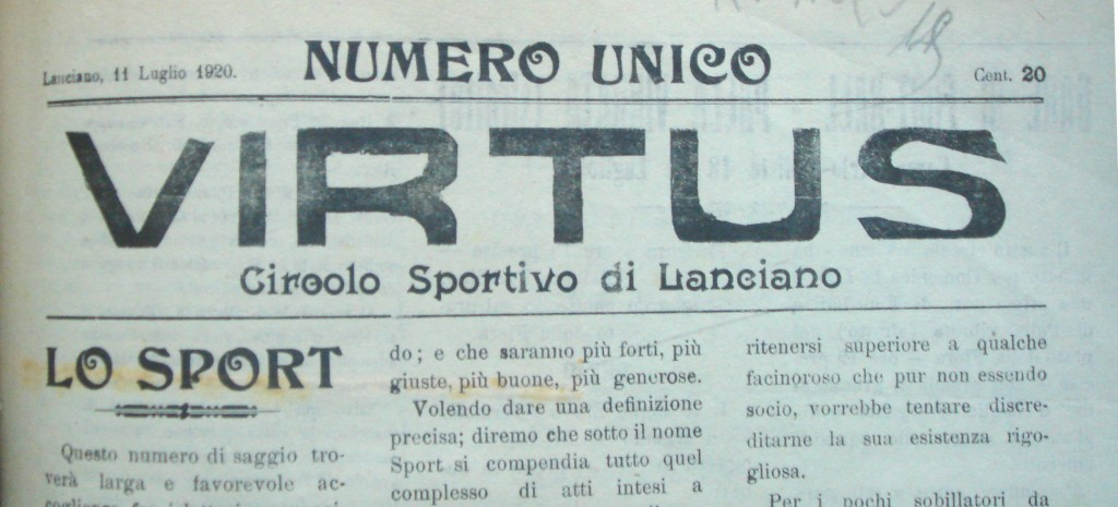 virtus lanciano 1920