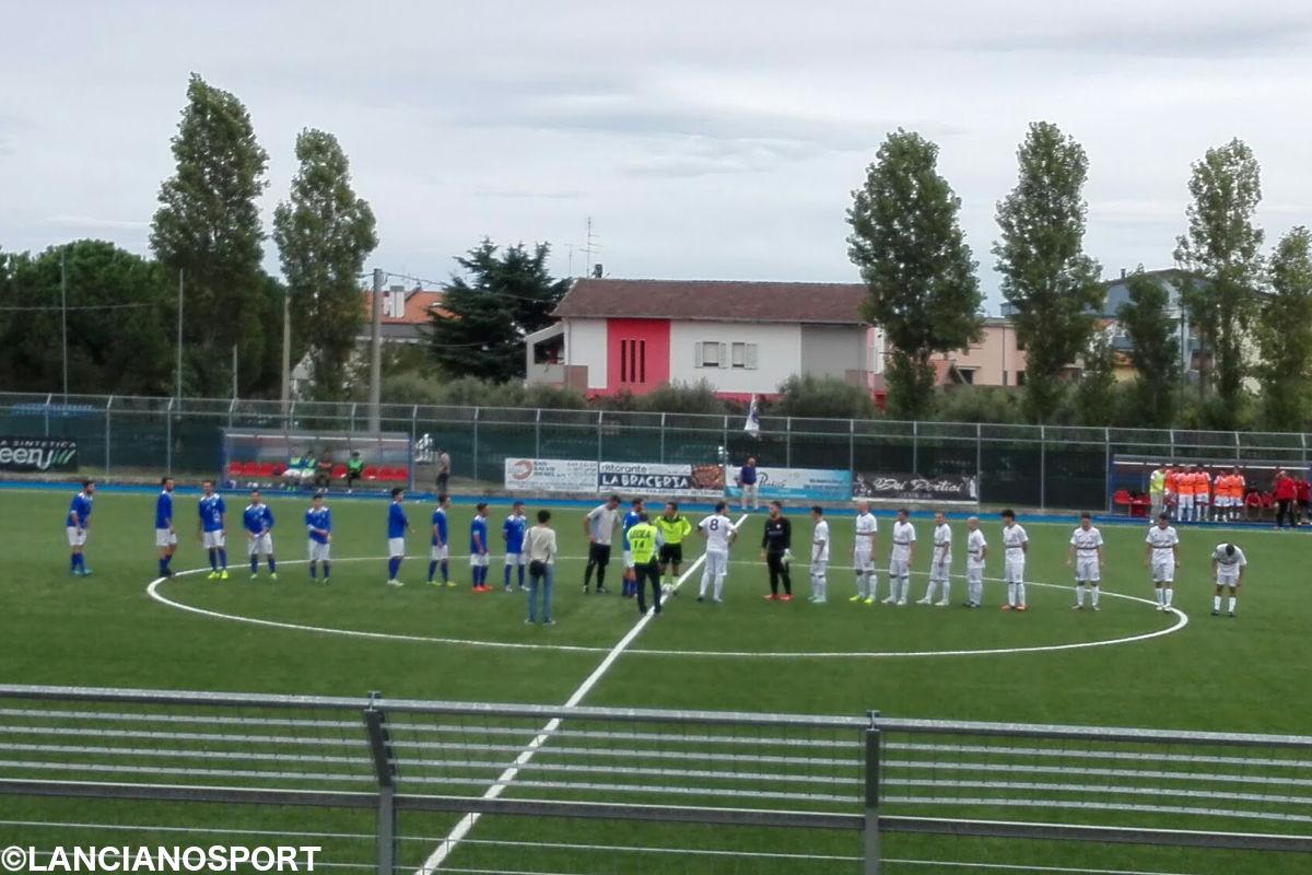 Sporting San Salvo 2Marcianese Lanciano 0