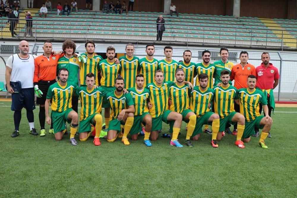 Nell'anticipo Ortona-Tollese 3-1: gialloverdi terza capolista solitaria del girone B