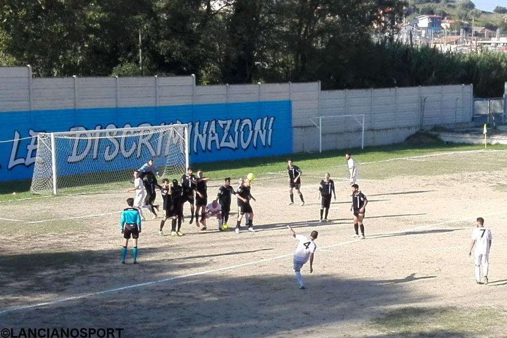 """Anche al Biondi """"terzo tempo"""" tra Marcianese e San Vito 83"""