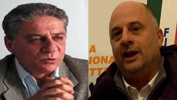 Daniele Ortolano e Rudy D'Amico