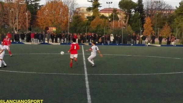 Gianluca Rullo oggi ha segnato il 50esimo gol con la maglia della Marcianese