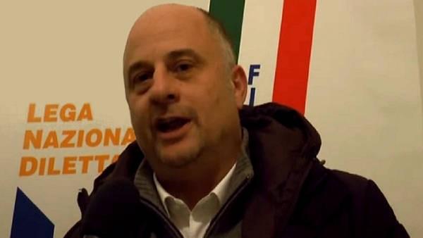Il direttore generale del Notaresco Rudy D'Amico