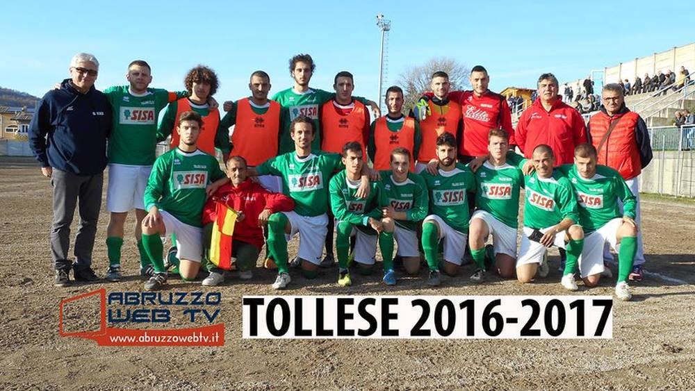 Sfida equilibrata tra Tollese e Marcianese. I rinforzi delle due squadre e gli ex rossoneri