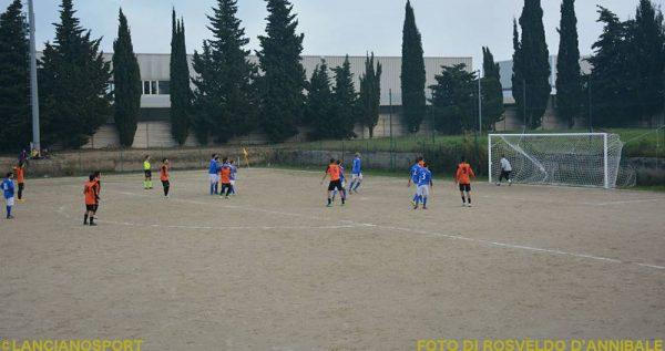 Il secondo gol del Guastameroli allo Sporting segnato da Di Giriolamo su punizione