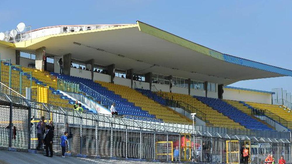 Stadio alla Marcianese: i rossoneri possono ospitare l'Ortona al Biondi