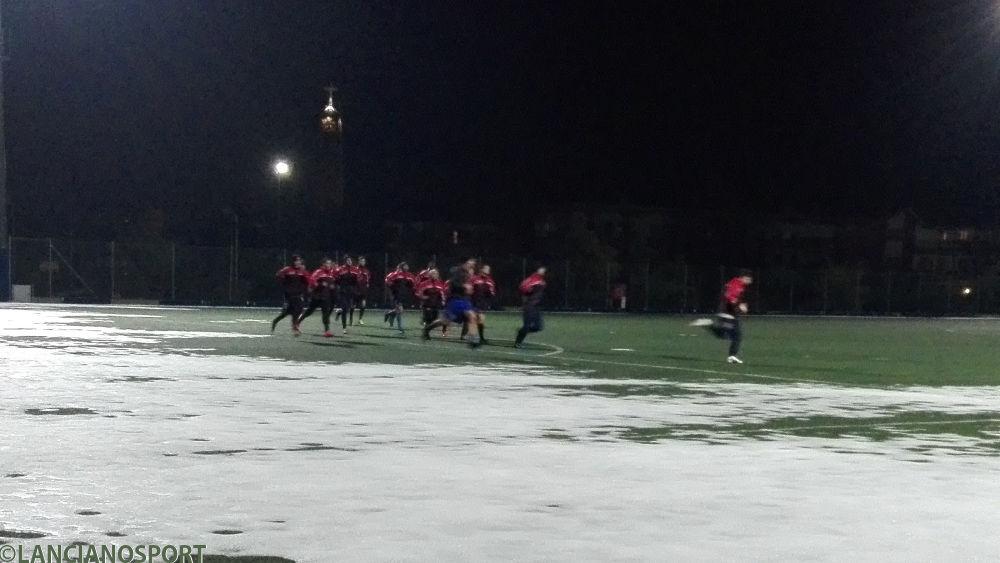 Esposito quasi libero dalla neve: la Marcianese torna ad allenarsi sul campo