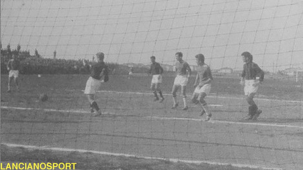 I precedenti tra rossoneri e gialloverdi: l'Ortona non ha mai vinto a Lanciano