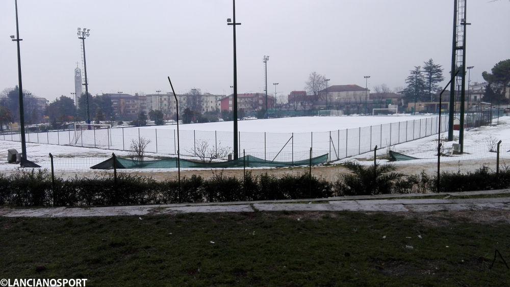 """Il freddo """"congela"""" il ritorno allo stadio: Marcianese-Scerni prima gara al Biondi?"""