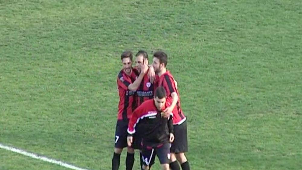 Le immagini dei gol di Marcianese Lanciano-Tre Ville 3-1