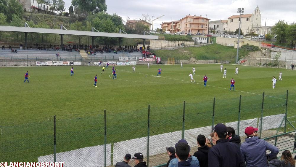 Atessa-Lanciano si gioca sabato a Montemarcone
