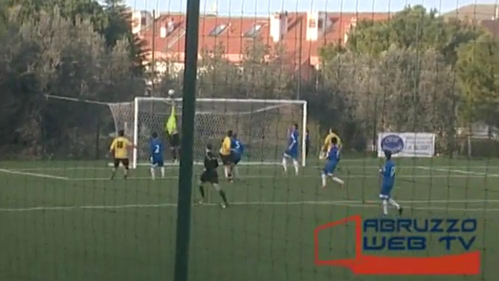 Video dell'ultima partita del Real Porta Palazzo ospite domenica a Lanciano