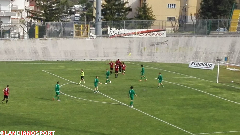 Marcianese Lanciano 3Tollese 3