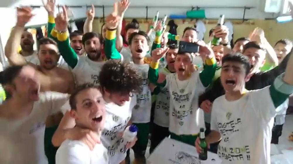 Primo verdetto del campionato: Ortona in Promozione