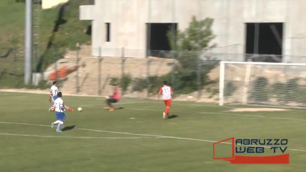 Le immagini di Ortona-Sporting e Piazzano-Real Montazzoli