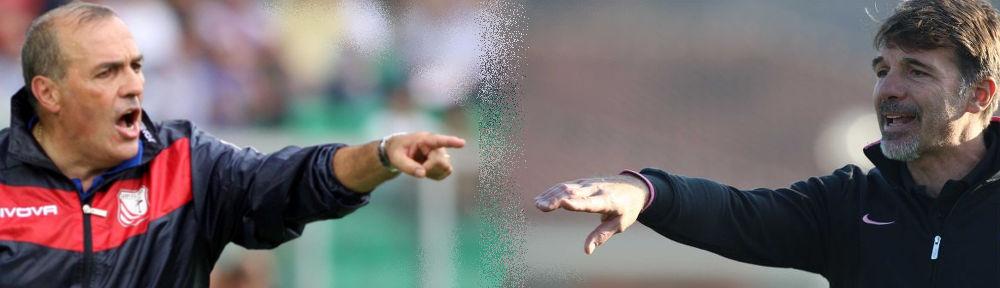 Castori vs Baroni: con Carpi-Benevento due ex Lanciano si sfidano per la Serie A