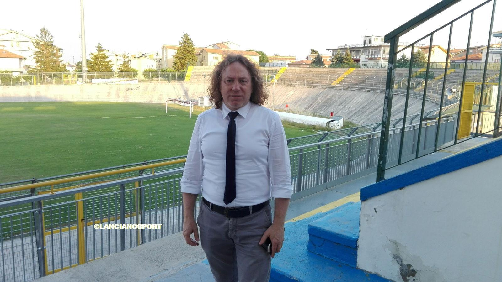 De Vincentiis è pronto: «Faremo ripartire Lanciano con una società moderna»