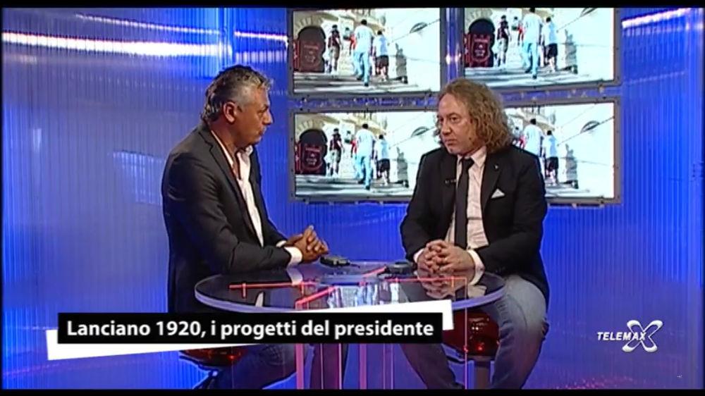 De Vincentiis: «A buon punto per l'ingaggio dell'allenatore Del Grosso»