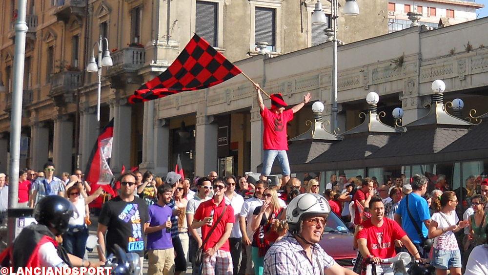 Cinque anni dopo: dove sono i rossoneri in campo nella mitica finale di Trapani?