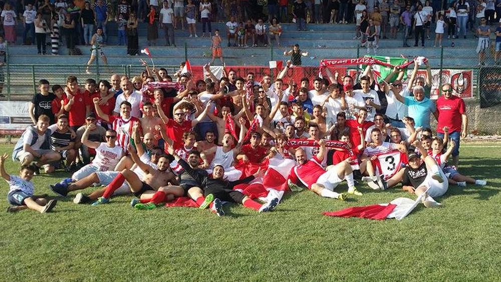 Il Piazzano vince i play off di Prima e sale in Promozione