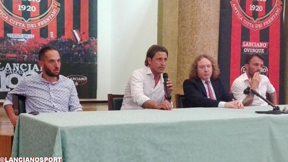 Dopo l'esonero lampo dell'allenatore Marino l'Avezzano vuole provarci con Del Grosso