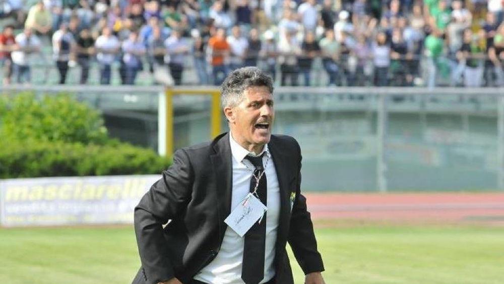 L'allenatore Paolucci alle giovanili della Ternana