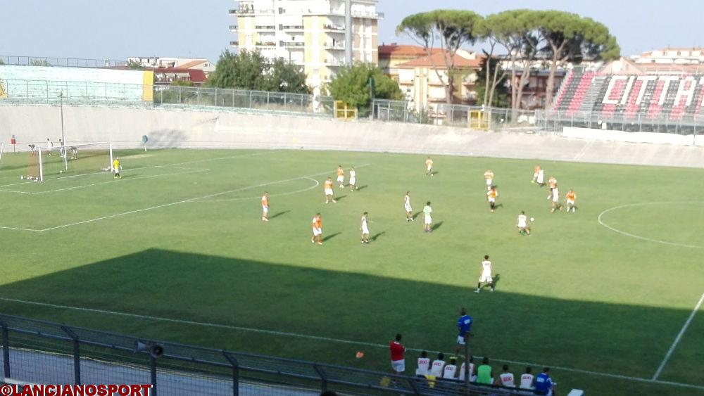 Lanciano 6Virtus Rocca San Giovanni 0
