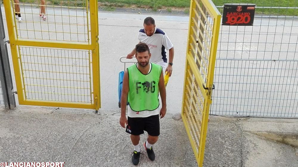 Aquilanti giocherà in Serie C con la Sicula Leonzio