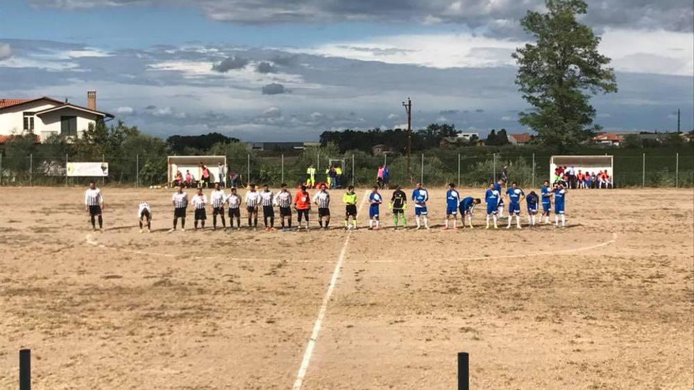 I risultati del primo turno di Coppa Abruzzo
