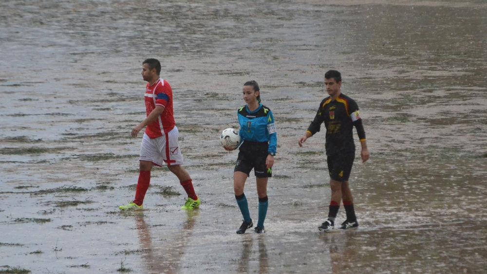 Coppa Abruzzo, 4 squadre del girone B fermate dal maltempo; in 8 passano al secondo turno, fuori solo la Tollese