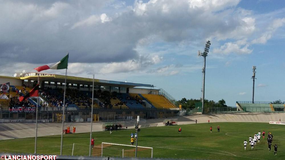 Biondi secondo stadio per numero di spettatori nella domenica abruzzese