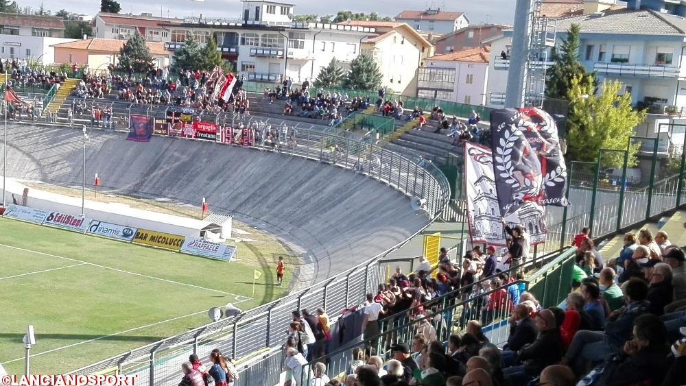 Vasto Marina-Lanciano: prevendita al Micolucci, ritrovo di bus e mezzi privati sabato alle 13:00