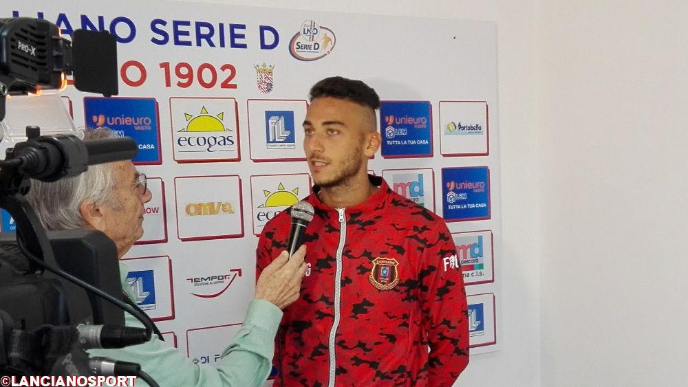 Sardella: «Grande soddisfazione per la vittoria, dedico i gol alla società e alla mia famiglia»