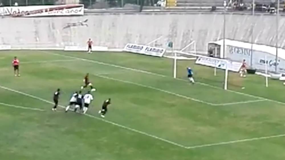 Cannonieri: è di Tarquini l'unica doppietta nella prima giornata del girone B