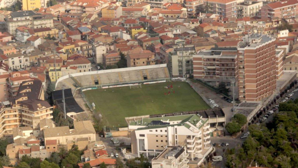 Contrordine: Vasto Marina-Lanciano si gioca sabato pomeriggio all'Aragona