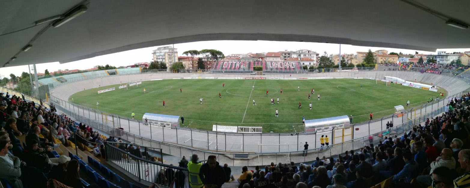 Contrordine: niente derby a Ortona, Athletic-Lanciano si gioca al Biondi?