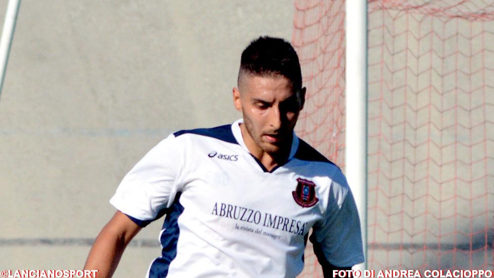 Giancristofaro: «Gol dedicato a mia nonna. Il mio idolo? Ferreira Pinto»
