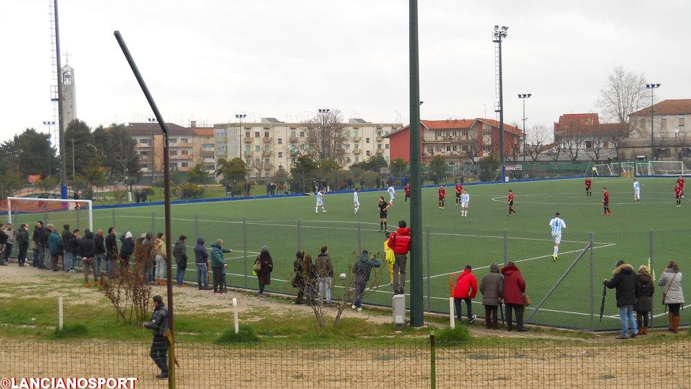 Domenica amichevole del Lanciano con l'Amatori Calcio Club