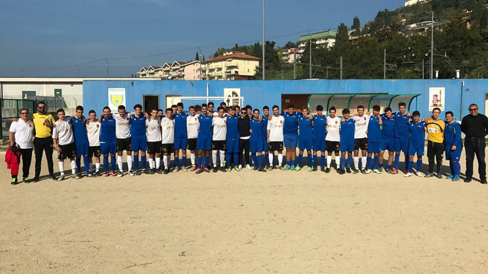 Juniores: Lanciano ko ad Atessa, pareggiano Athletic e San Vito 83
