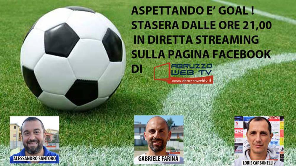 Girone B protagonista della prima puntata di «È Goal»