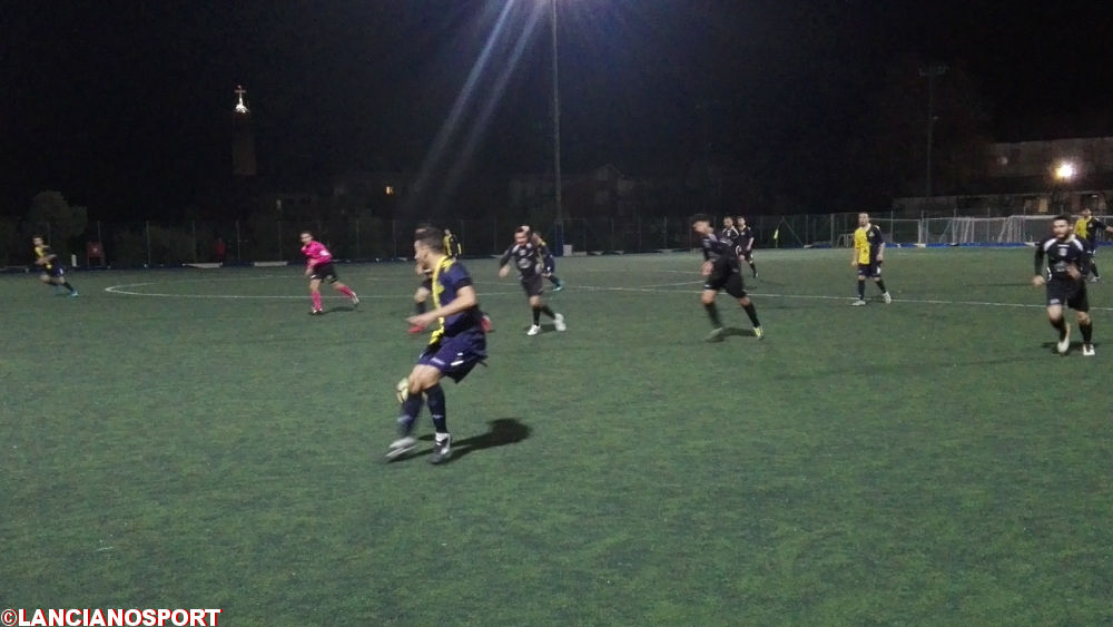 Athletic Lanciano eliminato dalla Coppa Abruzzo