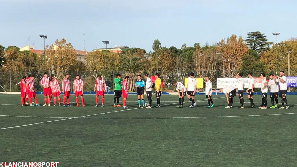 L'Atessa resta l'anti-Lanciano, Athletic e Virtus Ortona salgono al terzo posto, Orsogna torna al successo