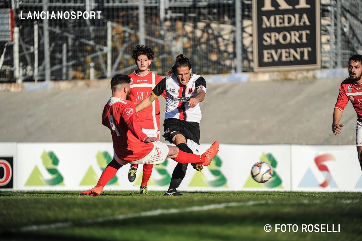Altra goleada del Lanciano: 8 gol anche al Fresa