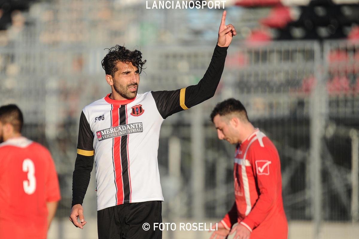 Cannonieri: Del Peschio resta a + 3 su Sardella secondo, Sciarrino avanza con un tris