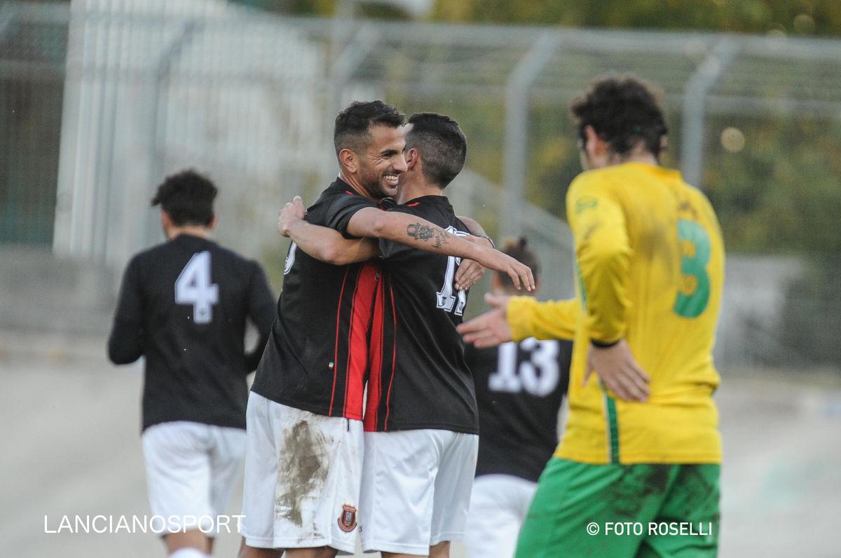 Il capocannoniere Del Peschio segna da 8 partite: Sardella, Di Nardo e Vasiu inseguono a -4