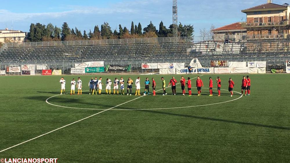L'Atessa tiene il ritmo del Lanciano, Virtus Ortona e Athletic seguono a ruota